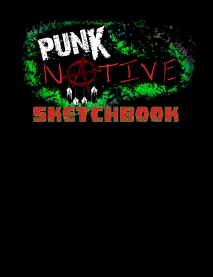 Punk Native Sketchbook